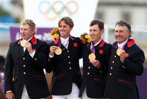 Equestrian Olympic Medalists