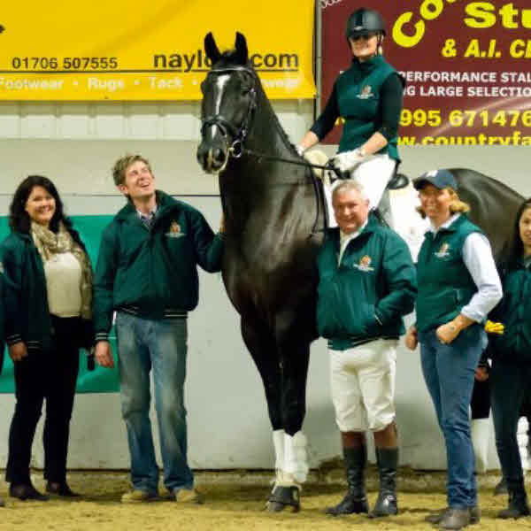 Astrid Bolton Sport Horses